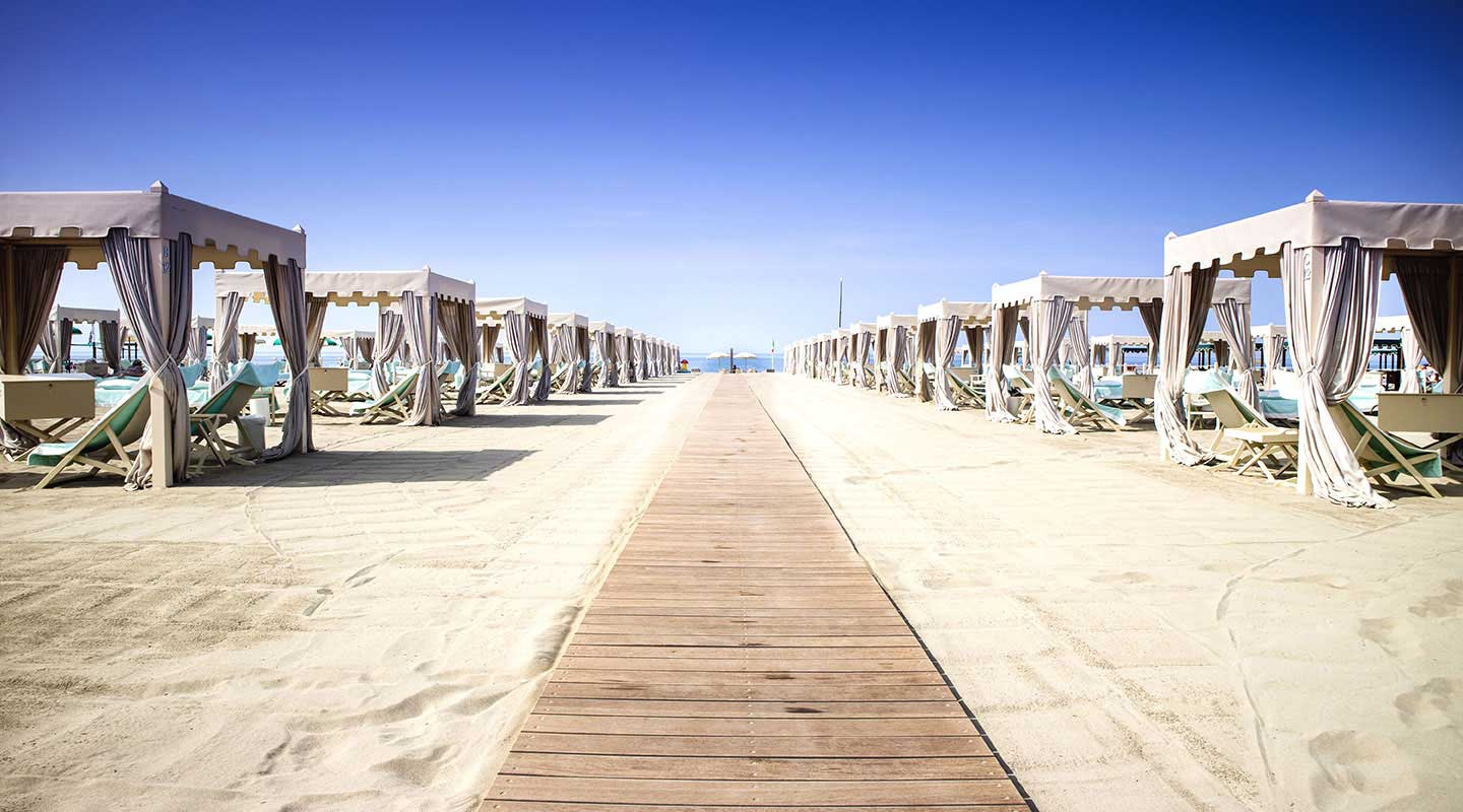All the charm of Versilia 1